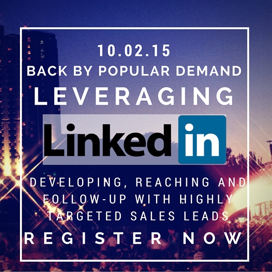 Leveraging LinkedIn part two
